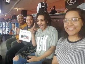 DEANNA attended Dallas Mavericks vs. Los Angeles Lakers - NBA on Mar 7th 2017 via VetTix