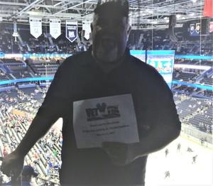 Roger attended Tampa Bay Lightning vs. Florida Panthers - NHL on Mar 11th 2017 via VetTix