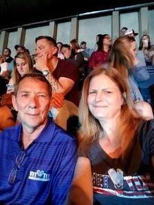 Rhonda attended Tim McGraw and Faith Hill - Soul2Soul World Tour - Legacy Arena on Apr 21st 2017 via VetTix