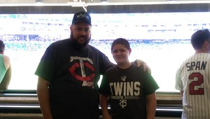 Mike attended Minnesota Twins vs. Boston Red Sox - MLB on May 6th 2017 via VetTix