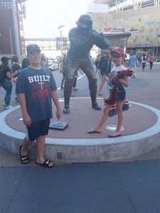 Christopher attended Minnesota Twins vs. Chicago White Sox - MLB on Jun 21st 2017 via VetTix