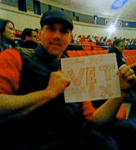 Jeff attended Ralphie May - Too Big to Ignore Tour on Mar 24th 2017 via VetTix