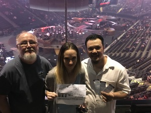 jonathan attended Game of Thrones - Live Concert Experience on Mar 19th 2017 via VetTix