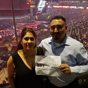Angelo attended Game of Thrones - Live Concert Experience on Mar 19th 2017 via VetTix