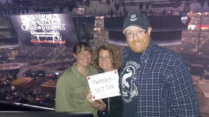 Christian attended Game of Thrones - Live Concert Experience on Mar 19th 2017 via VetTix