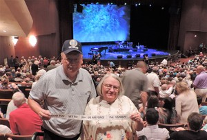 Patricia attended The Doo Wop Project on Mar 18th 2017 via VetTix