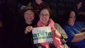 Ray attended Blake Shelton - Doing It to Country Songs Tour - Centurylink Center Omaha on Mar 18th 2017 via VetTix
