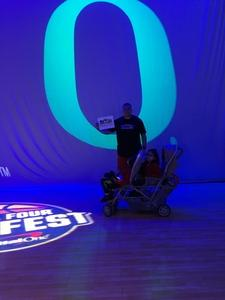Jose attended 2017 Final Four Fan Fest Presented by Capital One - Good for Any One Day on Mar 31st 2017 via VetTix