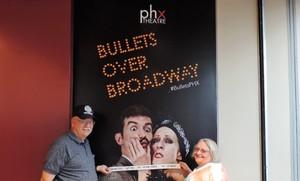 James attended Bullets Over Broadway on Mar 19th 2017 via VetTix
