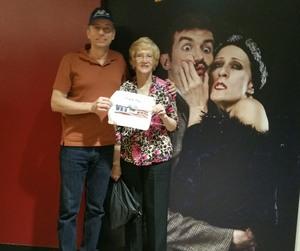 Bruce attended Bullets Over Broadway on Mar 19th 2017 via VetTix