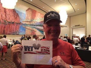 Richard, Toni and Bev attended Stormy Weather: the Story of Lena Horne on Mar 25th 2017 via VetTix