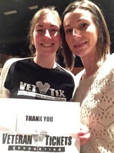 Angel attended Peter Pan - Presented by the Ensemble Ballet Theatre on May 6th 2017 via VetTix