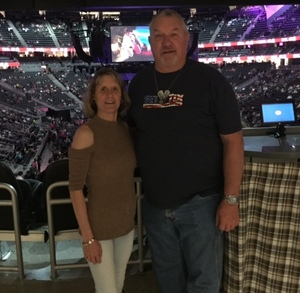 Glen attended George Strait - Strait to Vegas With Special Guest Cam - Friday on Apr 7th 2017 via VetTix