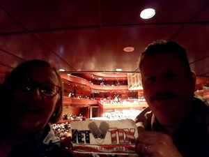 Timothy attended Deneve Conducts Sibelius - Presented by the Philadelphia Orchestra on Apr 22nd 2017 via VetTix