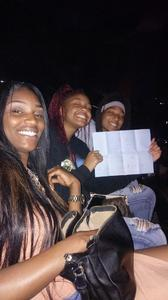 Eula attended Chris Brown the Party Tour With Fabolous, O.t Genasis and Kap G on Apr 18th 2017 via VetTix