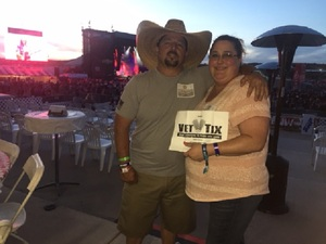 Marc Mclaughlin attended 2017 Country Thunder - VIP Wristbands - Thursday Only on Apr 6th 2017 via VetTix