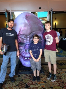 Jeffrey attended Mad Monster Party - Sunday on May 21st 2017 via VetTix