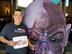 M.Hernandez attended Mad Monster Party - Sunday on May 21st 2017 via VetTix