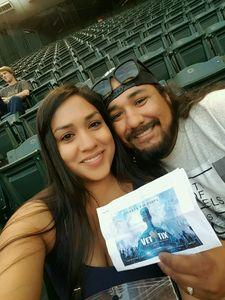 Sergio attended Arizona Diamondbacks vs. Los Angeles Dodgers - MLB on Apr 22nd 2017 via VetTix