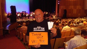 paul attended Big Bad Voodoo Daddy - Saturday Matinee Show on Apr 15th 2017 via VetTix