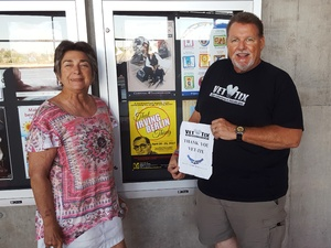 DJ attended That Irving Berlin Thing - Friday Matinee on Apr 21st 2017 via VetTix