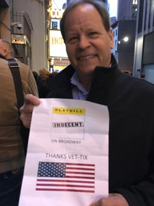 Gene Sengstacken attended Indecent on Apr 19th 2017 via VetTix