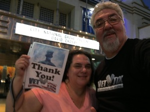 Jeff L attended An Evening With David Crosby and Friends on Apr 18th 2017 via VetTix