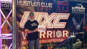 Richard attended Wxc 68 Nemesis - Mixed Martial Arts - Presented by Warrior Xtreme Cagefighting on Apr 28th 2017 via VetTix