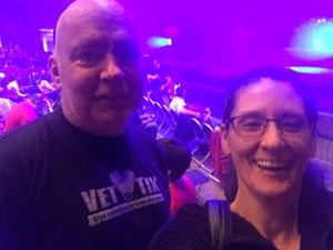 Debbie attended Newsboys - Love Riot Tour on Apr 20th 2017 via VetTix