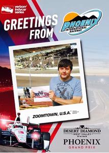 Joe attended Desert Diamond West Valley Phoenix Grand Prix - Indycar Series on Apr 29th 2017 via VetTix