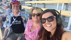 David attended Desert Diamond West Valley Phoenix Grand Prix - Indycar Series on Apr 29th 2017 via VetTix
