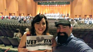 Louis Mosqueda attended An Evening of Mozart - Presented by the Long Beach Symphony on Apr 29th 2017 via VetTix