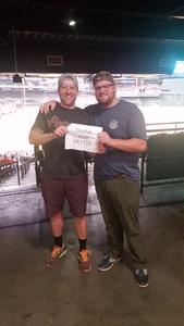 Nick attended Arizona Diamondbacks vs. San Diego Padres - MLB on Apr 24th 2017 via VetTix