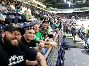 Adolfo attended Seattle Mist vs. Denver Dream - Legends Football League - Women of the Gridiron on May 20th 2017 via VetTix