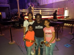 markita attended Tcb 14 - Live Muay Thai Championship Boxing - Presented by Cagezilla on Apr 29th 2017 via VetTix