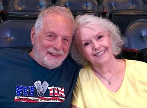 irvin attended Neil Diamond - the 50 Year Anniversary World Tour on Apr 30th 2017 via VetTix