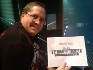 Daniel attended Zac Brown Band - Welcome Home Tour on May 4th 2017 via VetTix