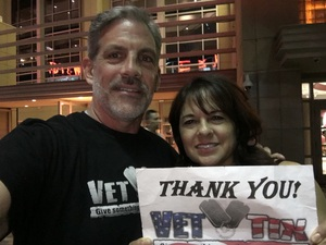Stephen C attended Zac Brown Band - Welcome Home Tour on May 4th 2017 via VetTix