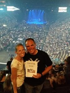 Steven attended Zac Brown Band - Welcome Home Tour on May 4th 2017 via VetTix