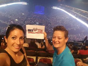 Michael attended Zac Brown Band - Welcome Home Tour on May 4th 2017 via VetTix