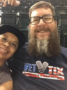 ROB attended Arizona Diamondbacks vs. Philadelphia Phillies - MLB on Jun 23rd 2017 via VetTix