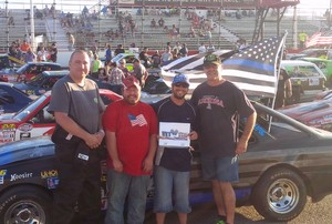 David attended Tucson Speedway - Chain N Go Enduro on Jun 17th 2017 via VetTix