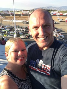 Joseph attended Tucson Speedway - Chain N Go Enduro on Jun 17th 2017 via VetTix