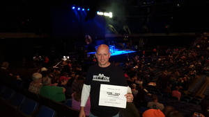 Marc attended Boston: Hyper Space Tour 2017 on May 23rd 2017 via VetTix