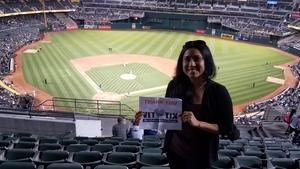 Lucinda attended Oakland Athletics vs. New York Yankees - MLB on Jun 15th 2017 via VetTix