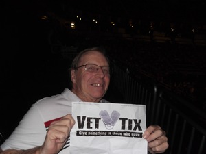 edward attended Daryl Hall and John Oats With Tears for Fears Tour on Jun 13th 2017 via VetTix