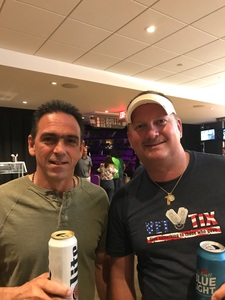 Robert attended Daryl Hall and John Oats With Tears for Fears Tour on Jun 13th 2017 via VetTix