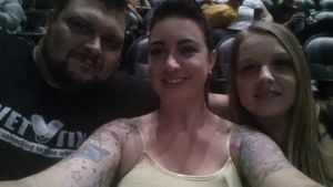 jason attended Daryl Hall and John Oats With Tears for Fears Tour on Jun 13th 2017 via VetTix