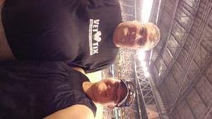 Eddie attended Arizona Diamondbacks vs. Washington Nationals - MLB on Jul 21st 2017 via VetTix