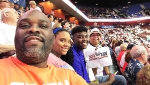 rahzine attended Connecticut Sun vs. Seattle Storm - WNBA - Basketball on Jun 29th 2017 via VetTix